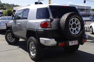 2012 Toyota FJ Cruiser GSJ15R Grey 5 Speed Automatic Wagon.