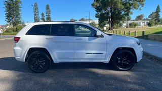 2021 Jeep Grand Cherokee WK MY21 Night Eagle Bright White 8 Speed Sports Automatic Wagon