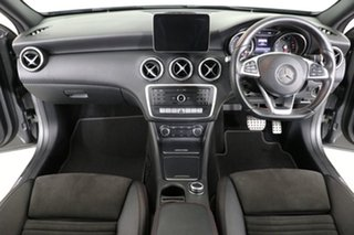 2017 Mercedes-Benz A180 176 MY18 Mountain Grey 7 Speed Automatic Hatchback