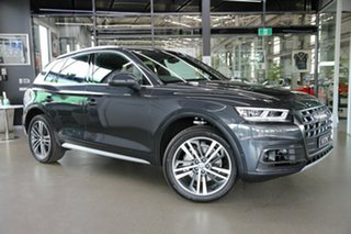 2020 Audi Q5 FY MY20 40 TDI S Tronic Quattro Ultra Sport Grey 7 Speed Sports Automatic Dual Clutch.