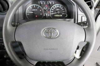 2018 Toyota Landcruiser VDJ76R GXL (4x4) Silver 5 Speed Manual Wagon
