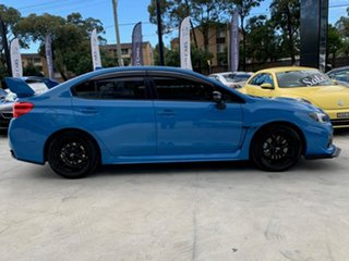 2015 Subaru WRX V1 MY16 Hyper Blue Lineartronic AWD Blue 8 Speed Constant Variable Sedan