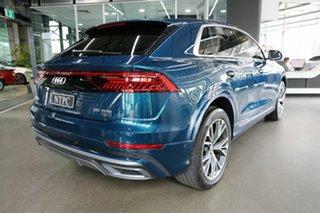 2019 Audi Q8 55 TFSI Tiptronic Quattro Blue 8 Speed Sports Automatic Wagon