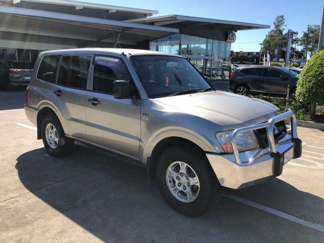 Used Mitsubishi Pajero NP MY06 GLX Yamanto, 2005 Mitsubishi Pajero NP MY06 GLX Gold 5 Speed Sports Automatic Wagon