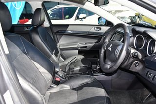 2013 Mitsubishi Lancer CJ MY13 LX Grey 5 Speed Manual Sedan