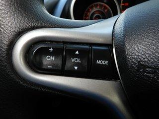 2008 Honda Jazz GE MY09 VTi White 5 Speed Automatic Hatchback