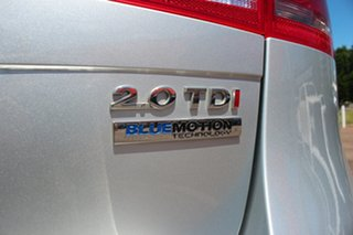 2012 Volkswagen Passat Type 3C MY12.5 125TDI DSG Highline Silver 6 Speed Direct Shift Wagon