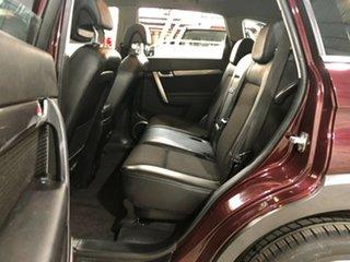 2011 Holden Captiva CG Series II 7 AWD CX Maroon 6 Speed Sports Automatic Wagon