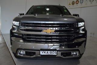 2020 Chevrolet Silverado T1 MY21 Grey 10 Speed Automatic Utility