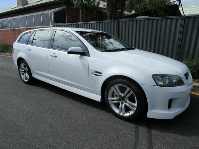 Used Holden Commodore VE MY09.5 SV6 Glenelg, 2009 Holden Commodore VE MY09.5 SV6 White 5 Speed Automatic Sportswagon