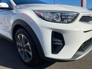 2021 Kia Stonic YB MY21 Sport FWD Clear White 6 Speed Automatic Wagon.