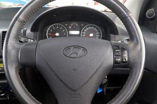 2008 Hyundai Getz TB MY09 S Silver 4 Speed Automatic Hatchback