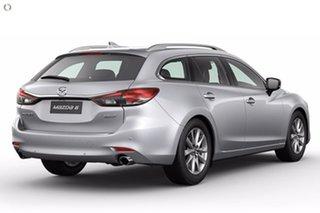 2021 Mazda 6 GL1033 Touring SKYACTIV-Drive Silver 6 Speed Sports Automatic Wagon