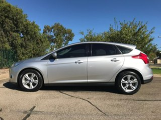 2014 Ford Focus LW MkII MY14 Trend PwrShift Silver 6 Speed Sports Automatic Dual Clutch Hatchback