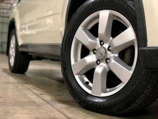 2008 Nissan X-Trail T31 TL White 6 Speed Sports Automatic Wagon