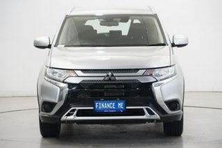 2019 Mitsubishi Outlander ZL MY19 ES AWD Silver 6 Speed Constant Variable Wagon