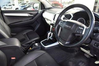 2017 Isuzu D-MAX MY17 LS-Terrain Crew Cab White 6 Speed Sports Automatic Utility
