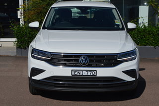 2020 Volkswagen Tiguan 5N MY21 110TSI Life DSG 2WD 0q0q 6 Speed Sports Automatic Dual Clutch Wagon.