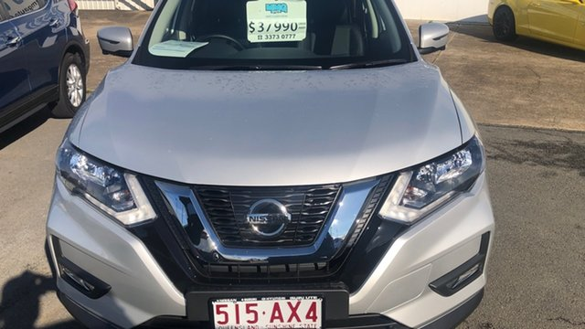 Used Nissan X-Trail T32 Series III MY20 ST-L X-tronic 2WD Moorooka, 2020 Nissan X-Trail T32 Series III MY20 ST-L X-tronic 2WD Silver 7 Speed Constant Variable Wagon