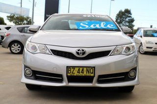 2014 Toyota Camry ASV50R Atara SL Silver 6 Speed Sports Automatic Sedan