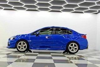 2015 Subaru WRX MY16 Premium (AWD) Blue 6 Speed Manual Sedan