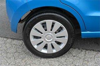 2013 Suzuki Alto GF GL Blue Automatic Hatchback