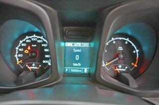 2016 Holden Colorado RG MY16 LS-X (4x4) Grey 6 Speed Automatic Crew Cab Pickup