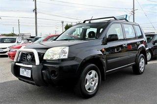 2002 Nissan X-Trail T30 ST Black Automatic Wagon