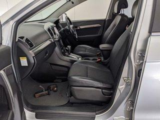 2011 Holden Captiva CG Series II 7 AWD CX Silver 6 Speed Sports Automatic Wagon.
