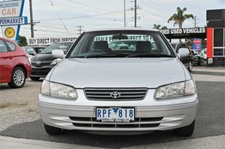 2002 Toyota Camry MCV20R Conquest Silver 4 Speed Automatic Sedan.