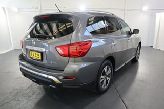 2018 Nissan Pathfinder R52 Series II MY17 ST-L X-tronic 2WD Grey 1 Speed Constant Variable Wagon