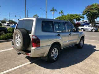 2005 Mitsubishi Pajero NP MY06 GLX Gold 5 Speed Sports Automatic Wagon