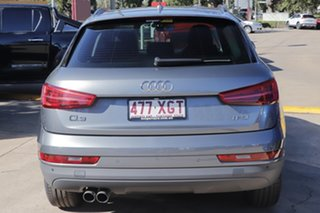 2016 Audi Q3 8U MY17 TFSI S Tronic Grey 6 Speed Sports Automatic Dual Clutch Wagon