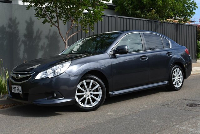 Used Subaru Liberty B5 MY10 2.5i Lineartronic AWD Premium Brighton, 2010 Subaru Liberty B5 MY10 2.5i Lineartronic AWD Premium Grey 6 Speed Constant Variable Sedan
