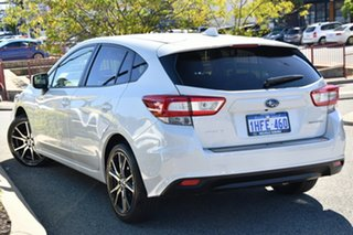 2020 Subaru Impreza G5 MY20 2.0i-L CVT AWD White 7 Speed Constant Variable Hatchback.