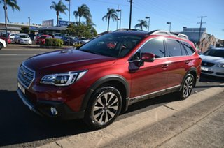2017 Subaru Outback MY17 2.5I Premium AWD Red Continuous Variable Wagon.