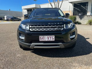 2013 Land Rover Range Rover Evoque LV MY13 TD4 Pure Black 6 Speed Automatic Wagon