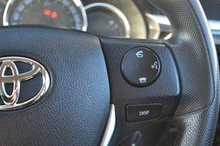 2015 Toyota Corolla ZRE172R Ascent Moonlight 7 Speed CVT Auto Sequential Sedan