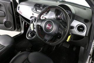 2013 Fiat 500 MY13 Sport Grey 5 Speed Automatic Hatchback