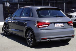 2016 Audi A1 8X MY17 Sportback S Tronic Grey 7 Speed Sports Automatic Dual Clutch Hatchback