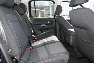 2020 Volkswagen Amarok 2H MY21 TDI550 4MOTION Perm Sportline Deep Black Pearl Effect 8 Speed