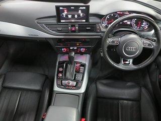2015 Audi A7 4G MY16 S Line Sportback S Tronic Quattro Grey 7 Speed Sports Automatic Dual Clutch