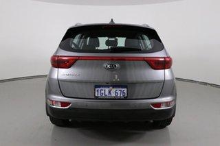 2018 Kia Sportage QL MY18 SI (FWD) Grey 6 Speed Automatic Wagon