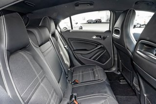 2013 Mercedes-Benz A-Class W176 A200 CDI D-CT Silver 7 Speed Sports Automatic Dual Clutch Hatchback