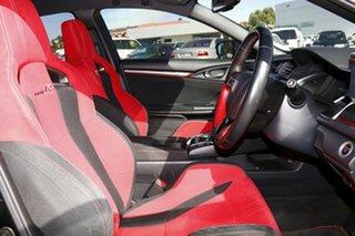 2017 Honda Civic 10th Gen MY17 Type R Crystal Black 6 Speed Manual Hatchback