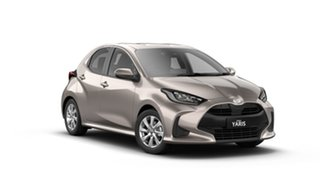 2021 Toyota Yaris Mxpa10R SX Bronx Bronze 1 Speed Constant Variable Hatchback.