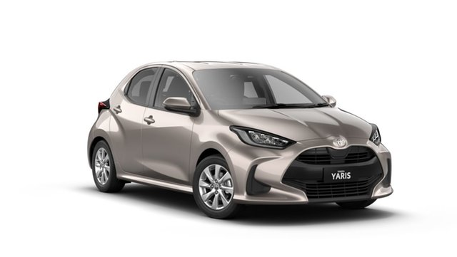 New Toyota Yaris Mxpa10R SX North Lakes, 2021 Toyota Yaris Mxpa10R SX Bronx Bronze 1 Speed Constant Variable Hatchback