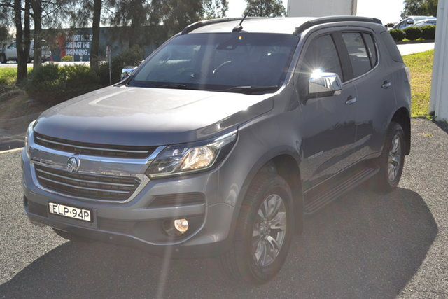 Used Holden Trailblazer RG MY18 LTZ Maitland, 2017 Holden Trailblazer RG MY18 LTZ Grey 6 Speed Sports Automatic Wagon