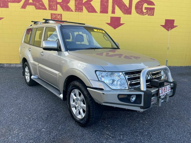 Used Mitsubishi Pajero Winnellie, 2009 Mitsubishi Pajero Gold 6 Speed Automatic Wagon