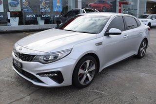 2019 Kia Optima JF MY20 GT Silky Silver 6 Speed Sports Automatic Sedan.